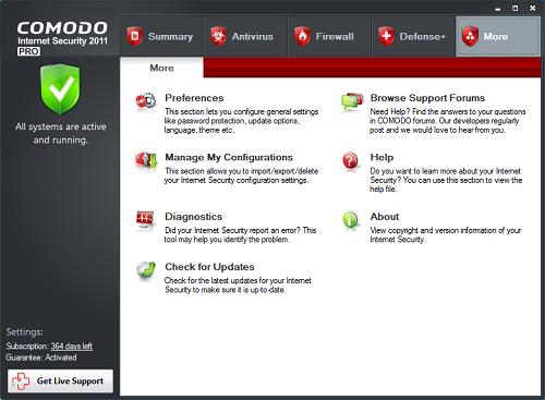 Comodo Internet Security Pro 2011 Download Comodo Internet Security 2011 Pro Gratis 1 Tahun
