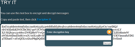 image thumb186 Encrypt Gmail, Facebook dan Text pesan